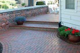 How To Build A Stone Patio by Paver Patios Installed In The Space Coast Titusville Area