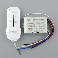 remote control on off light switch 220v 2 channel way wireless on off wall light switch remote control