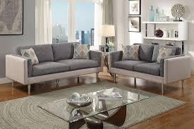 Black Fabric Sofa Sets Monterey Ash Black Fabric Sofa Set