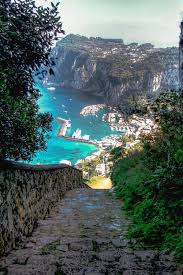 taking going for a walk to a whole new level in tropea italy