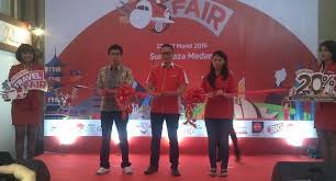 airasia travel fair warga medan yuk berburu tiket murah airasia travel fair di sun plaza