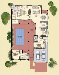 florida house plans with pool 44 unique pictures of home plans with pool home house floor plans