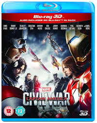 captain america spirit halloween amazon com captain america civil war blu ray 3d chris evans