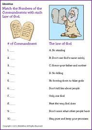 ten commandment hand prints bible activity bible activities for