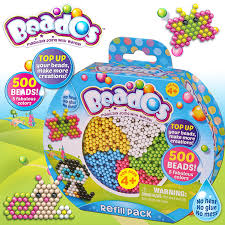 Where Can You Buy Door Beads by Amazon Com Beados 500 Beads Refill Pack Toys U0026 Games