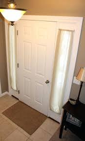 front doors home design diy sliding glass door curtains diy