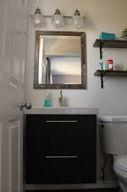 Ensuite Bathroom Furniture Turtles And Tails Ensuite Bathroom Reno Reveal