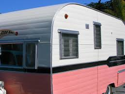 retro campers silver safari web log vintage trailer eye candy