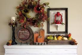19 rustic mantel decorating ideas for thanksgiving pics photos 45