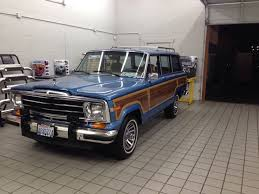 old jeep grand wagoneer sorry for the late cake day post but here u0027s a 91 grand wagoneer