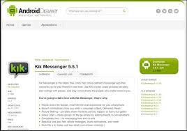 kik messenger apk installer 3 ways to kik login with no dr fone