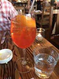 The Table San Jose Ca The Table Spritz Nice And Refreshing Similar To An Aperol Spritz