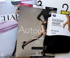 womens boots in asda asda and boots come out on top in ladder resistant tights test