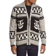 obey clothing creeper zip sweater evo