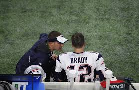 7 photos of a really sad tom brady from the 1st half of the super