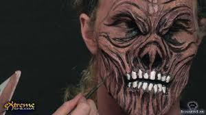 Dead Cowboy Halloween Costume Undead Makeup Undead Cowboy Halloween Makeup Tutorial