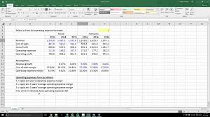 financial modeling quick lesson use excel 2016 u0027s new ifs function