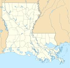 Southeastern Usa Map by File Usa Louisiana Location Map Svg Wikimedia Commons