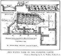 the burrow floor plan the project gutenberg ebook of the cathedral church of gloucester