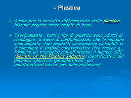 bicchieri di plastica sono riciclabili raccolta differenziata ppt scaricare