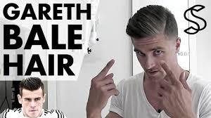balesold hairstyle on kids gareth bale hair tutorial men s football player haircut