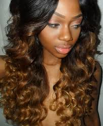 highlighted medium length weave hairstyles pictures of short quick