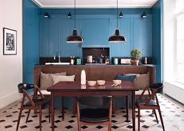 cuisine bleu marine cuisine bleue