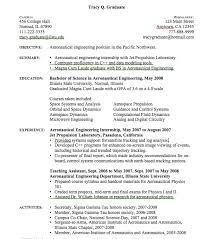 Millwright Resume Sample by Aeronautical Engineering Resume Sample Http Resumesdesign Com