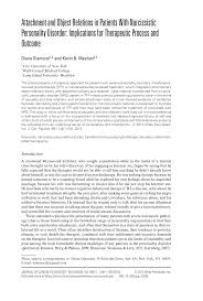 contemporary resume fonts for 2017 narcissist attachment and object relations in patients with narcissistic