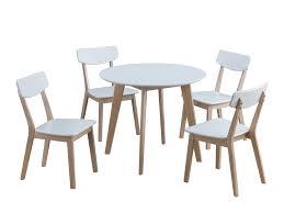 table ronde avec chaises table ronde et chaises meubles de jardin en fer avec motif mosa que