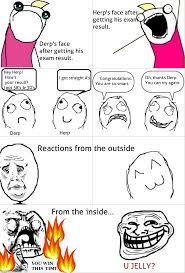 U Jelly Meme - ragegenerator rage comic u jelly jealous dude