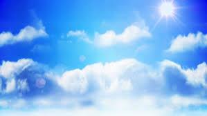 digital timelaspe clouds seamless loop stock footage 167956