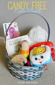 easter gift baskets for toddlers great candy free easter basket ideas for your kids simply real