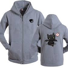 how to train your dragon cool zip up hoodies