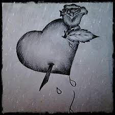 pictures pencil sketches of love hurts drawing art gallery