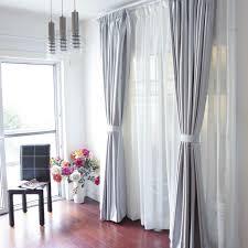 schöne vorhänge für wohnzimmer moderne vorhänge und gardinen der perfekte rahmen für ihre