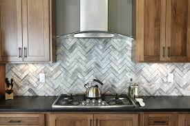 Metal Backsplash Tiles For Kitchens by Herringbone Kitchen Backsplash Kitchen Appliance Filo Kitchen