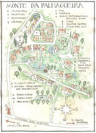 Hmong Map Map Of Monte Da Palhagueira Retirement Village And Nursing Home In
