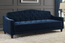 Tufted Sofa Sleeper by Novogratz Vintage Tufted Sofa Sleeper Ii Multiple Colors