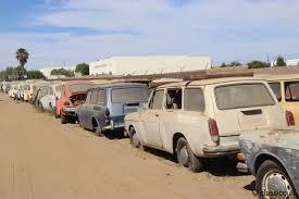 volkswagen squareback 1971 interstate vw junkyard california classiccult