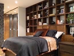 bookshelf headboards clever furniture combinations bookcase headboards