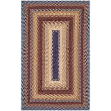 Braided Rugs Jcpenney Canyon Reversible Braided Indoor Outdoor Rectangular Rug Jcpenney