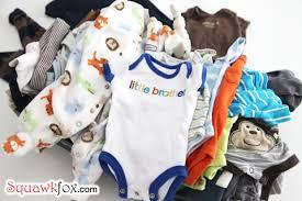baby necessities newborn essentials checklist save money with just the baby basics