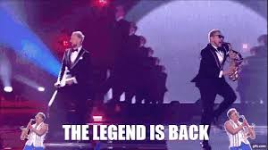 Epic Sax Guy Meme - the legend is back we missed you epic sax guy funny