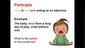 verbals gerunds infinitives and participles parts of speech