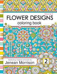 coloring books jenean morrison design
