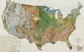 soil map composite soil map of the united states atlas of american