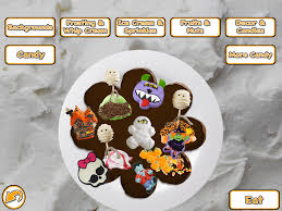 halloween cake maker bake u0026 cook candy food game android apps