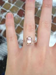 engagement ring right is a morganite engagement ring right for you paperblog