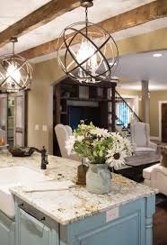 Rustic Kitchen Pendant Lights Awesome Rustic Kitchen Adorable Pendant Lighting At
